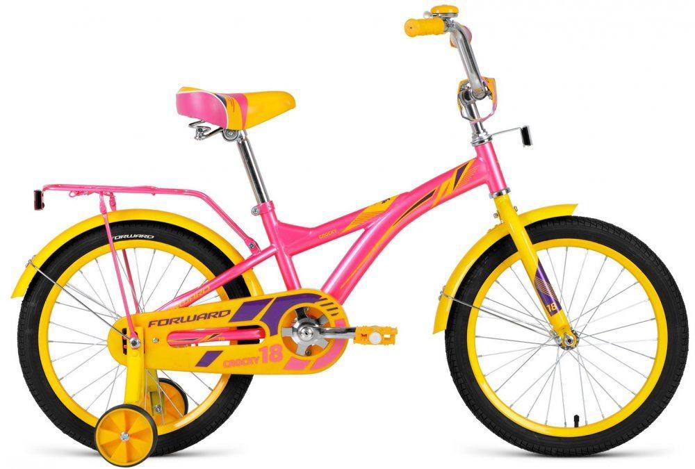 Детский велосипед Forward CROCKY 18 (2018-2019)