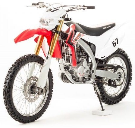 Мотоцикл Motoland Монстр Кросс XR250
