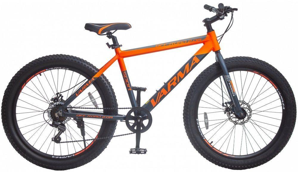 "Велосипед 26"" VARMA OFF-ROAD 2.0А 7 ск. ал."