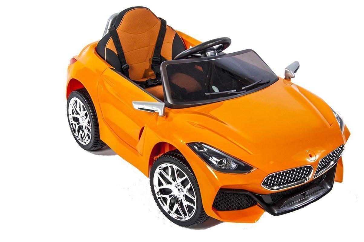 Автомобиль MBZ 4