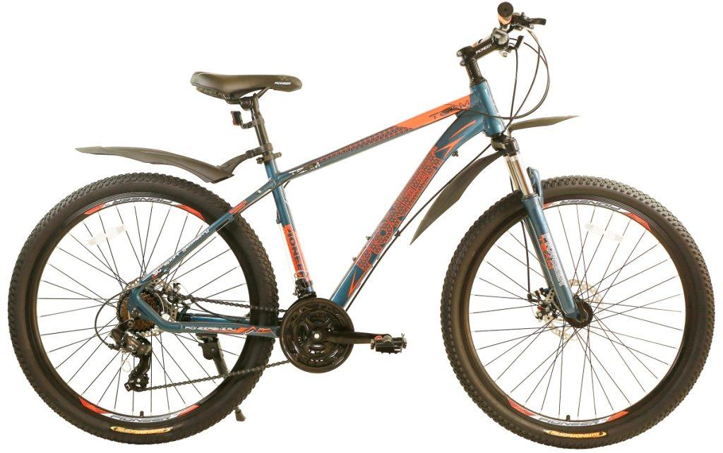 Велосипед Pioneer Team 27.5'' AL