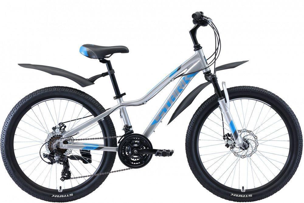 Подростковый велосипед Stark 2020 Rocket 24,2 D
