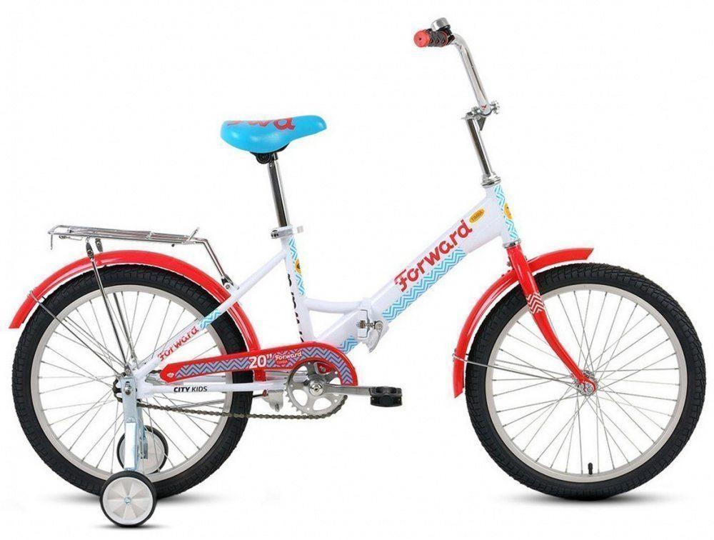 Детский велосипед Forward TIMBA  20 (2019-2020)