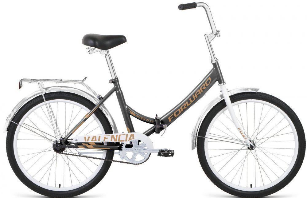 Складной велосипед Forward Valencia 24 3.0 (2019-2020)
