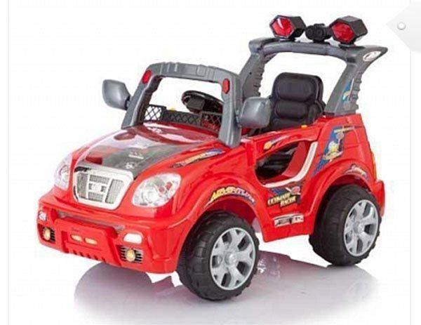 Детский электромобиль Chi Lok Bo Ultimate Racer 621