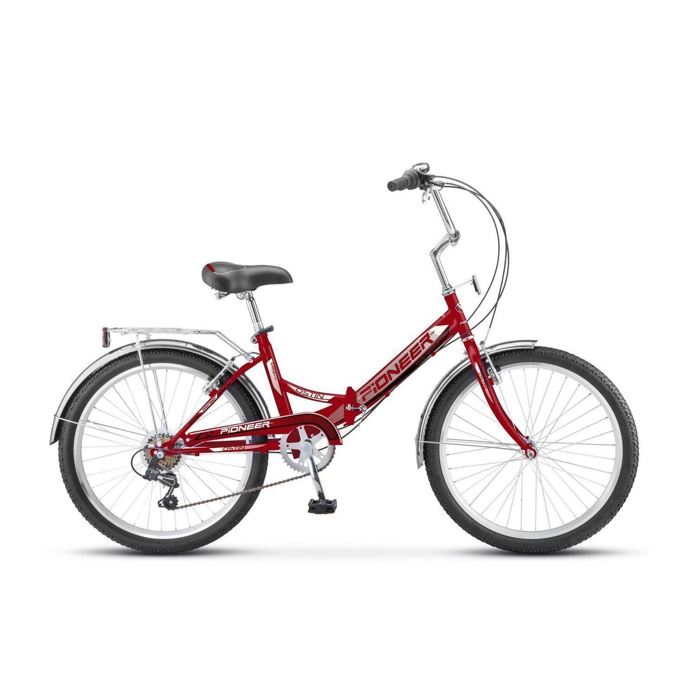 Велосипед Pioneer Ostin 24''