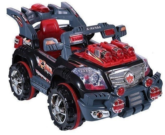 Детский электромобиль XHZ-A032S на радиоуправлении