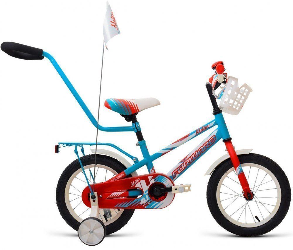 Детский велосипед Forward Meteor 14