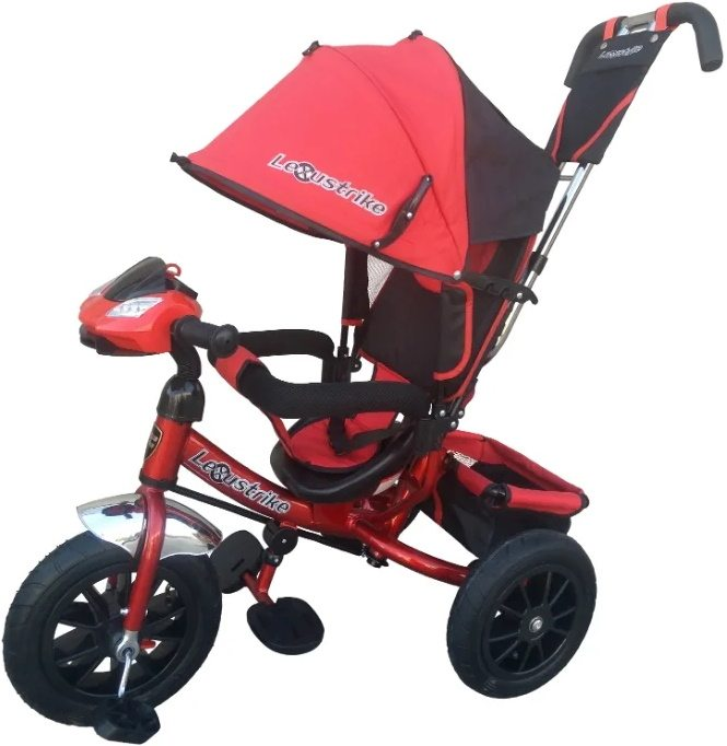Детский трехколесный велосипед LEXUS trike 950M2-N1210P