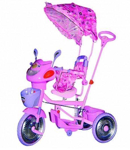 Трехколесный велосипед ST209S7 Girl