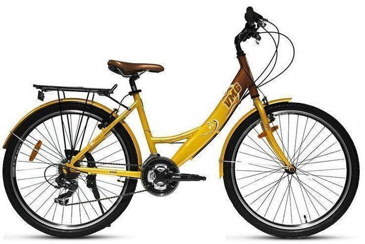 """Подростковый велосипед VMG Cupid 24"""""""