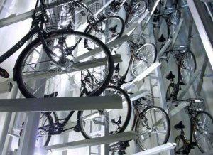 Подземные велопарковки