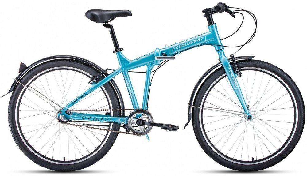 Складной велосипед Forward Tracer 26 3.0 (2019-2020)