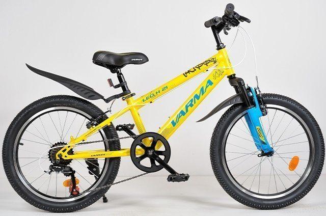 """Детский велосипед 20"""" VARMA LEO H21 7 ск. ст."""
